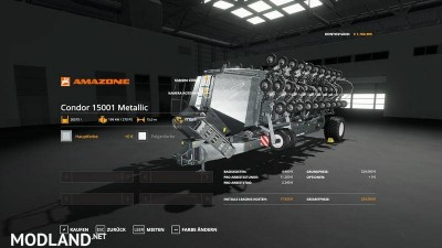 Amazone Pack MetallicEdit v 1.0, 5 photo