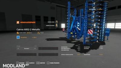 Amazone Pack MetallicEdit v 1.0, 1 photo