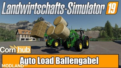Auto Load Ballengabel v 2.0, 1 photo