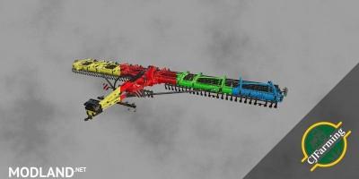BEDNAR SM18 Subsoiler v 1.0