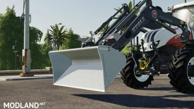 Biobeltz Frontloader Shovel v 1.0