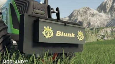 Blunk weight v 1.0, 1 photo