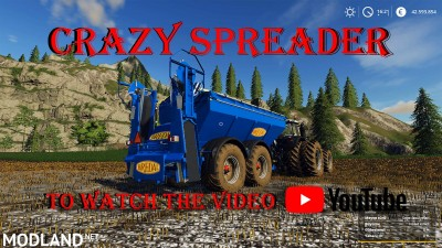 Bredal Crazy Spreader K165 v 1.0