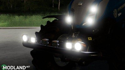 Bumper Lights v 1.0, 2 photo