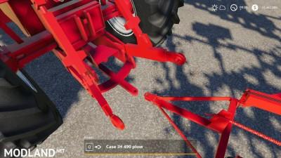 Case IH plow USA style v 1.0, 6 photo