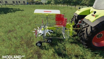 Claas Liner 400 v 1.0, 3 photo
