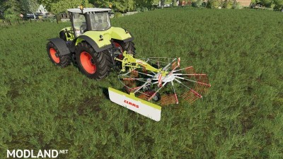 Claas Liner 400 v 1.0, 1 photo