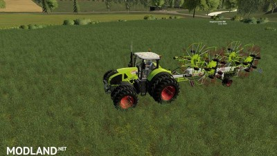 Claas Liner 4000 v 1.1, 2 photo
