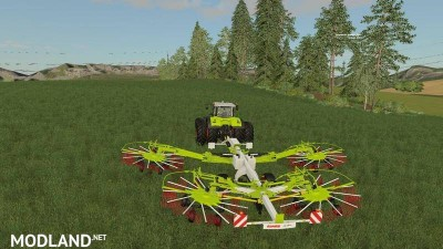 Claas Liner 4000 v 1.1, 1 photo