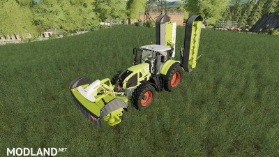 Claas Mower Pack v 1.0