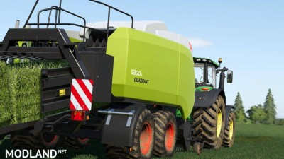 Claas Quadrant 5300 FC v 1.0 - Direct Download image
