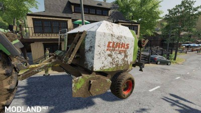 Claas Rollant 250 RotoCut v 1.0, 4 photo