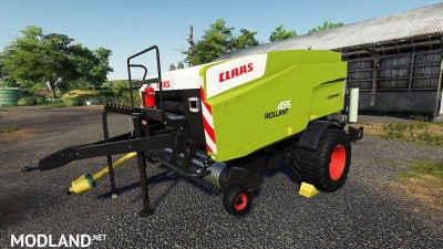 Claas Rollant 455 Uniwrap RC v 1.0, 2 photo