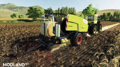 Claas Rollant 455 Uniwrap RC v 1.0, 4 photo