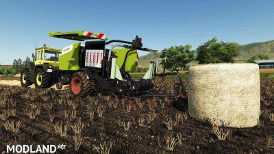 Claas Rollant 455 Uniwrap RC v 1.0, 1 photo