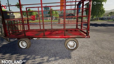 Classic bale wagon v 3.0, 4 photo