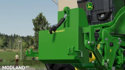 Degenhart Ballast Tank v 1.1, 3 photo