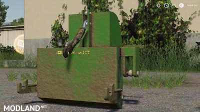 Degenhart Ballast Tank v 1.1, 4 photo