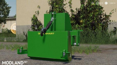 Degenhart Ballast Tank v 1.1, 5 photo