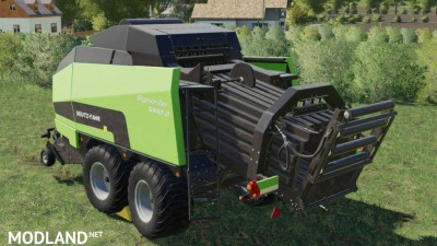 Deutz Fahr Bigmaster 5912 D v 1.0, 2 photo