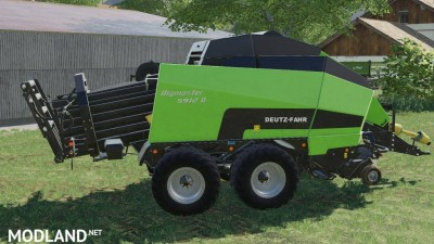 Deutz Fahr Bigmaster 5912 D v 1.0, 3 photo