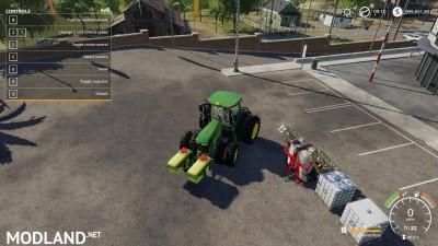 Dubex fertilizer tank beta