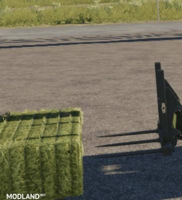 Easy Unload Bale Forks v 1.0, 2 photo