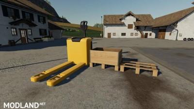 Electric Pallet Truck v 1.0