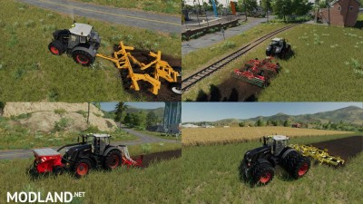 Field Creator Pack v 1.2, 2 photo