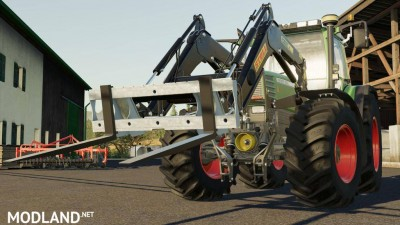 Fliegl Guide Rail v 1.0, 2 photo