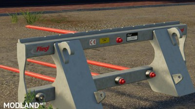 Fliegl Guide Rail v 1.0, 4 photo