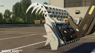 Fliegl Silograbshovel v 1.0, 3 photo