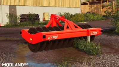 Fliegl Siloroller v 1.0 - Direct Download image
