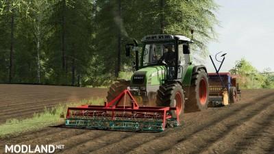 Front Cultivator Kverneland v 1.0.1