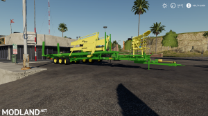 FS 19 JD Bale Grab - Direct Download image