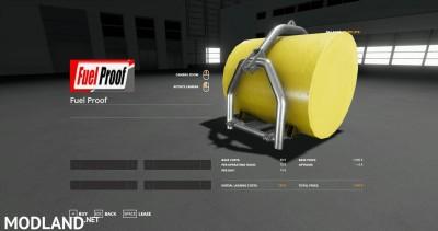 Fuel Proof v 1.0