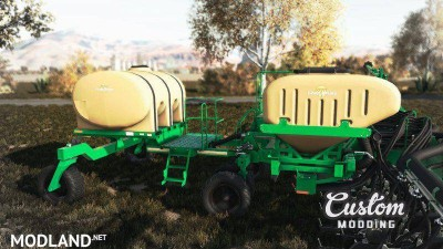 Great Plains YP2425A with fertilizer tank SML1000 v 1.0, 3 photo