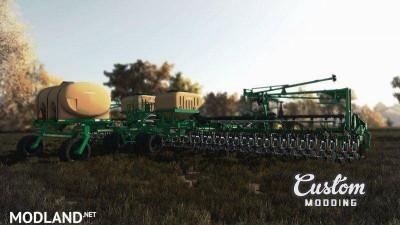 Great Plains YP2425A with fertilizer tank SML1000 v 1.0, 4 photo