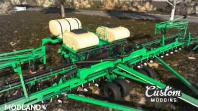 Great Plains YP2425A with fertilizer tank SML1000 v 1.0, 1 photo
