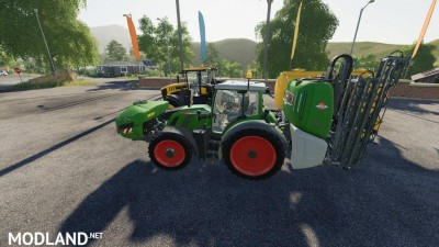 Hardi Interactive Sprayers v 1.0, 2 photo