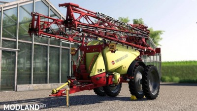 Hardi Navigator 6000 Row Crop v 1.0 - Direct Download image