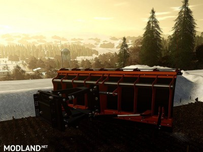 Heavyduty Snowplow v 1.0