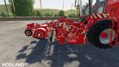 Holmer HR6 Header v 1.0, 2 photo
