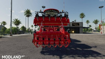 Holmer HR6 Header v 1.0, 3 photo