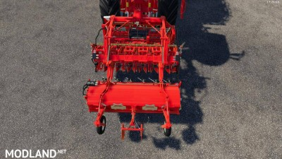 Holmer HR6 Header v 1.0, 1 photo