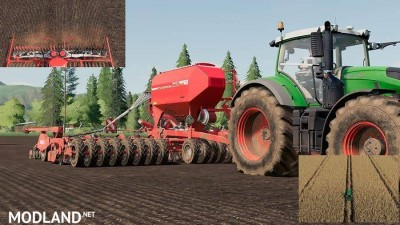 HORSCH PRONTO 9 DC (with staking capabilities) v 1.0