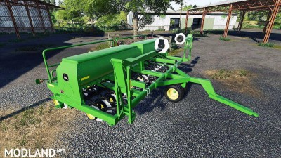 John Deere 1590 Grain Drill v 1.0, 2 photo