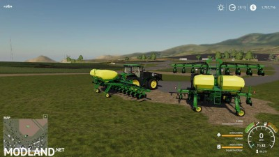 John Deere 1725ccs 16r30 planter with Lift Assist Final, 2 photo