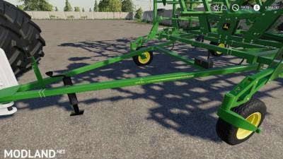 John Deere 2410 5 section plow v 1.0, 5 photo