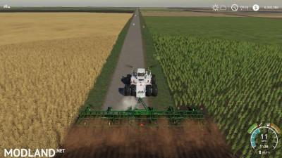John Deere 2410 5 section plow v 1.0, 9 photo